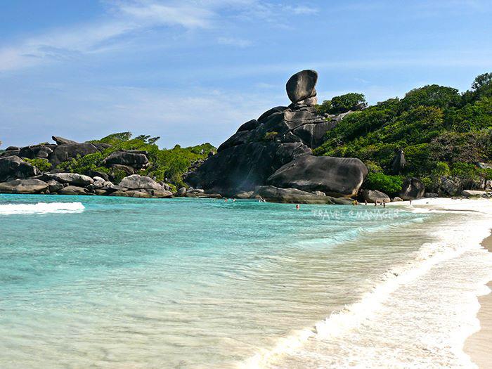ทะเลอันดามัน หมู่เกาะสิมิลัน