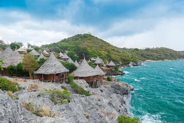 เกาะสีชัง เที่ยวรอบเกาะสวรรค์ในอ่าวไทย
