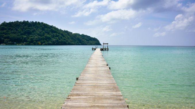 ท่องเที่ยวเกาะจังหวัดตราด-น้ำใสและหาดทรายขาว