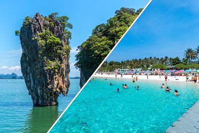 เกาะที่ที่จังหวัดพังงามีความสวยงามมาก คุณคงนึกถึงเกาะที่มีน้ำทะเลสีสวย หาดทรายขาว ธรรมชาติอัดแน่นไปด้วยฝูงปลาและปะการัง