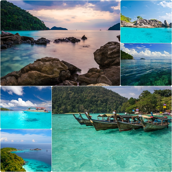เกาะที่พังงา เกาะสวยงาม