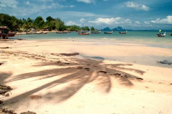 เกาะมุก จังหวัดตรัง ที่มีบรรยากาศดี และเงียบสงบ