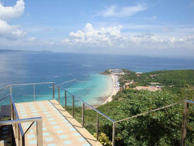 กาะล้าน ที่ชลบุรี ความสวยงามวิวสวยทางทะเล