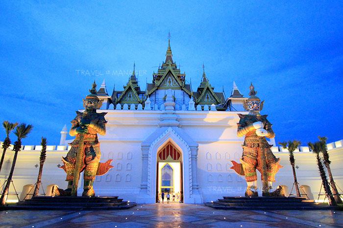 สถานที่ท่องเที่ยวพัทยา ที่ไม่ได้มีแค่ทะเล สถานที่สามที่แอดอยากจะแนะนำ คือ Legend Siam ที่เกี่ยวกับการสืบสานเรื่องของวัฒนธรรม