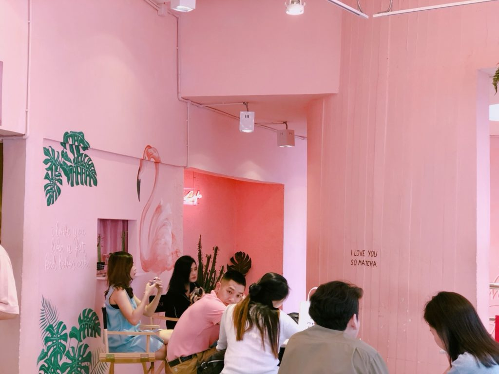 Pink Planter ร้านหวานๆ สไตล์เกาหลี ร้านขายเสื้อผ้า และเครื่องประดับสไตล์เกาหลี