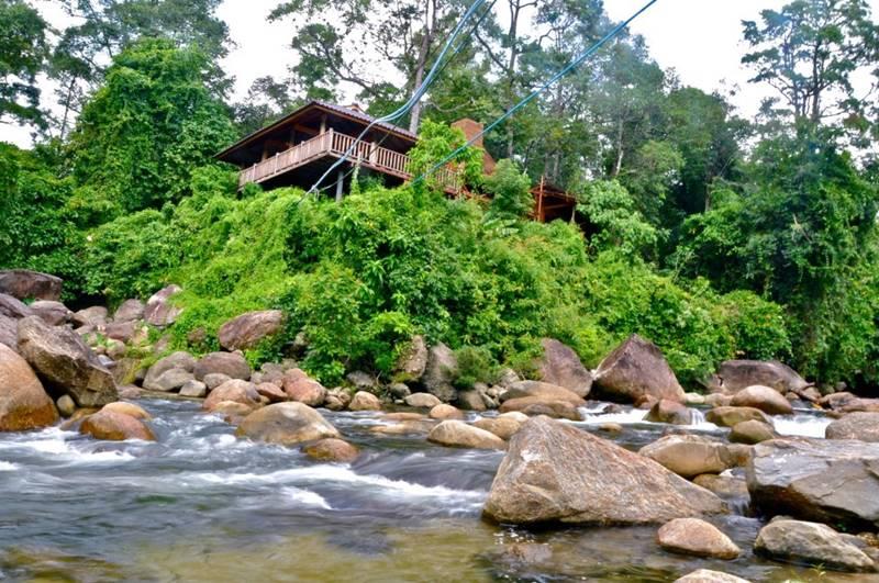 หมู่บ้านคีรีวง สถานที่ท่องเที่ยวธรรมชาติสูดอากาศรับโอโซนบริสุทธิ์