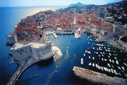 แนะนำ 4 สถานที่ท่อง เที่ยวยุโรปตะวันออกเมืองที่น่าท่องเที่ยวของโครเอเชีย