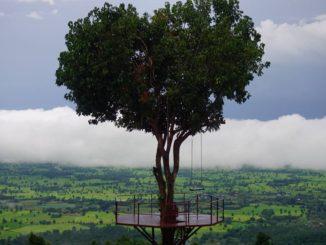 บ้านสวนภูรักไทย-จังหวัดพิษณุโลกท่องเที่ยวธรรมชาติ