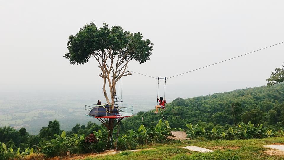 บ้านสวนภูรักไทย จังหวัดพิษณุโลก