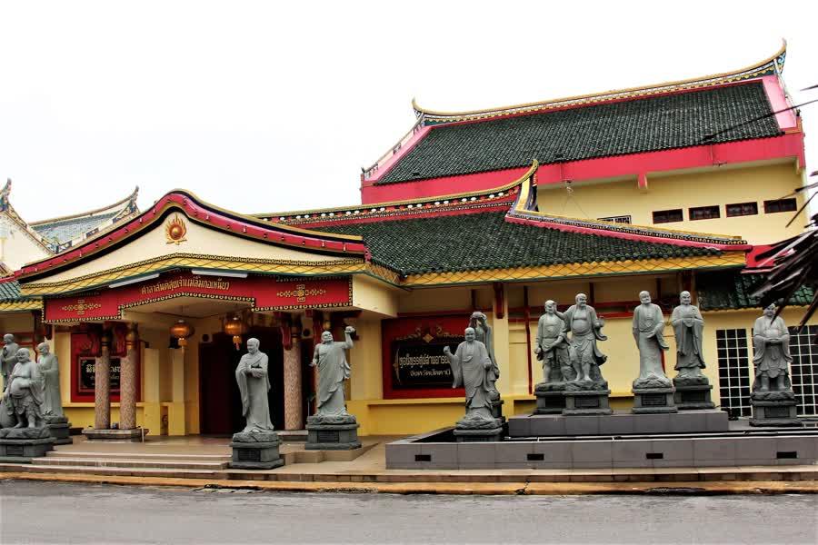 ท่องเที่ยวเชิงวัฒนธรรมไทย-จีน พิพิธภัณฑ์เจ้าแม่ลิ้มกอเหนี่ยว
