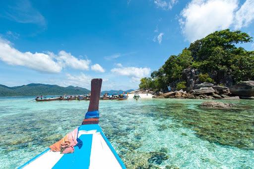 สถานที่ท่องเที่ยวทะเล ที่มีความสงบ