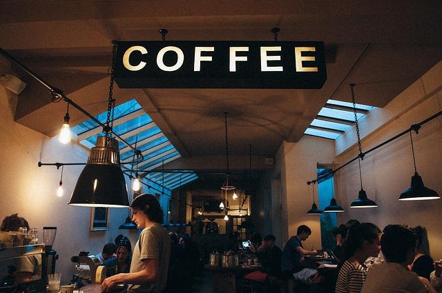 ร้านกาแฟเป็นสถานที่ทำให้คุณรู้สึกผ่อนคลาย