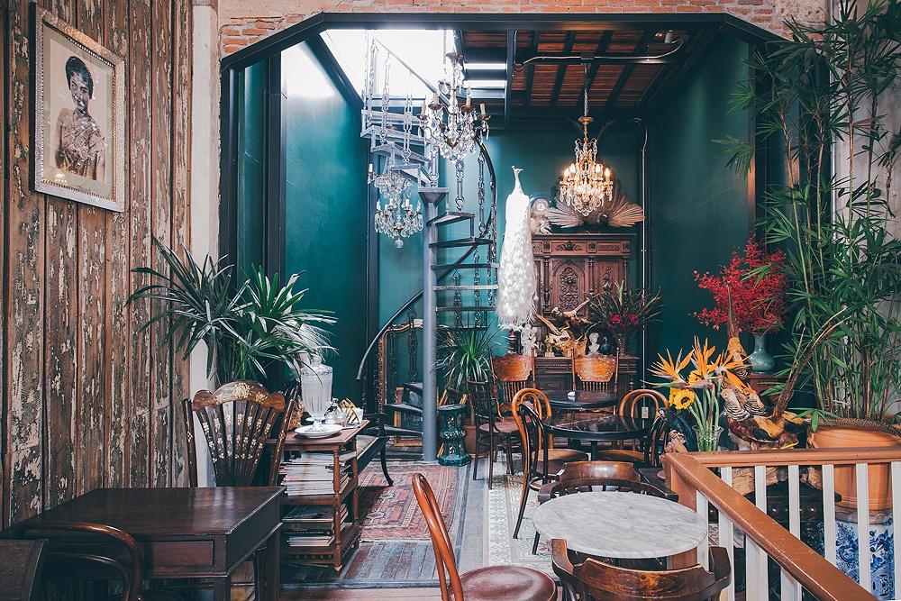 ร้านกาแฟ Ha Tien Cafe