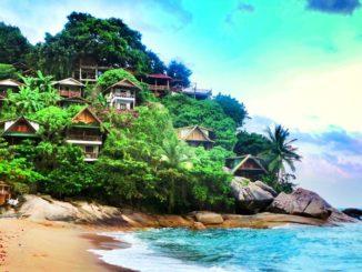 สถานที่ท่องเที่ยวเกาะพะงัน สายคนชอบเที่ยวทะเล