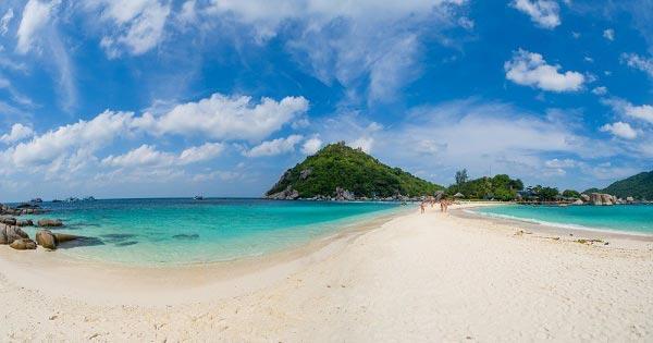 สถานที่ท่องเที่ยวเกาะพะงัน