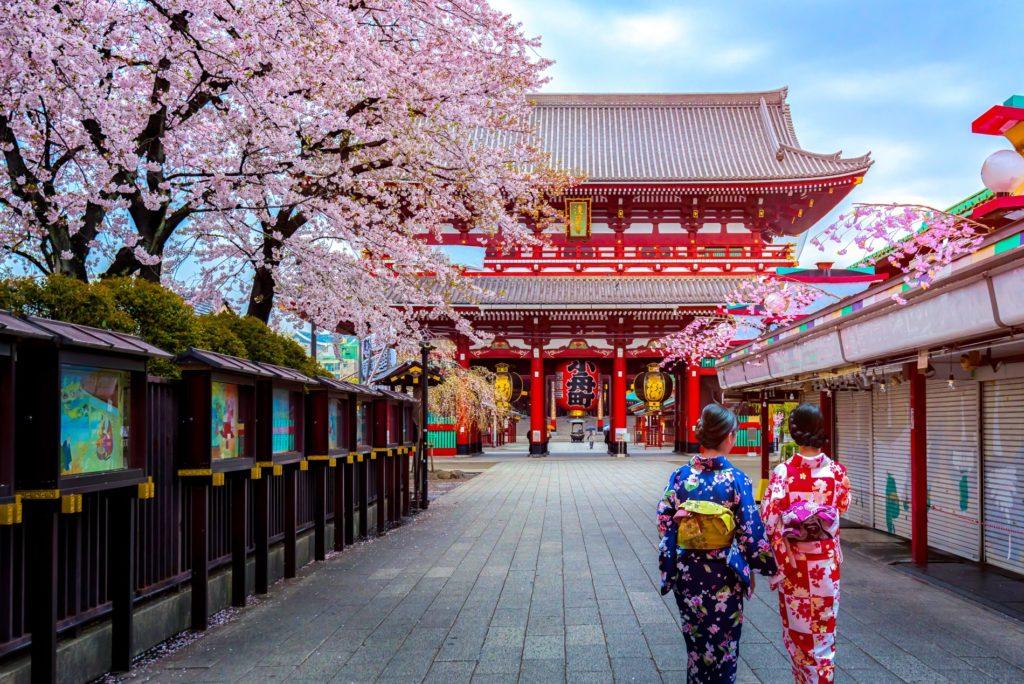 เที่ยวประเทศญี่ปุ่น