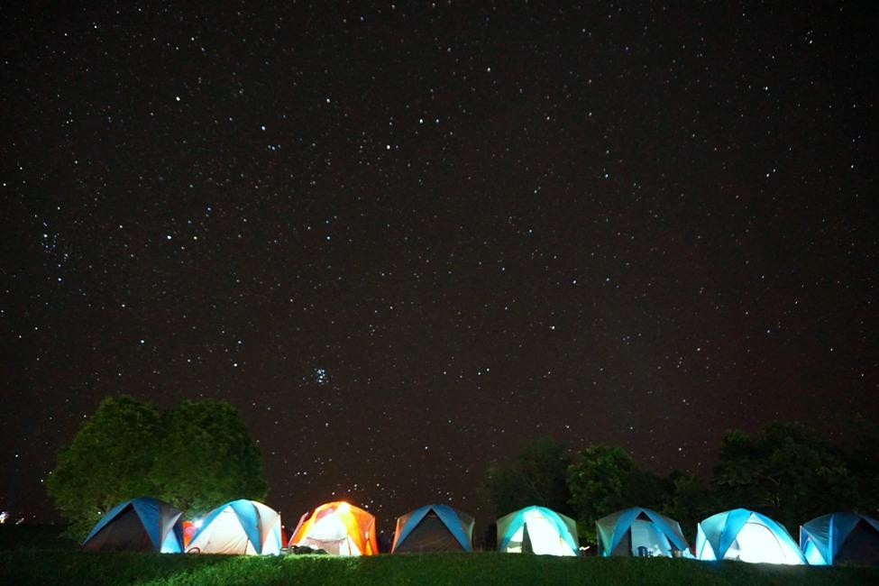 ดอยเสมอดาว มีบริการพักค้างคืน