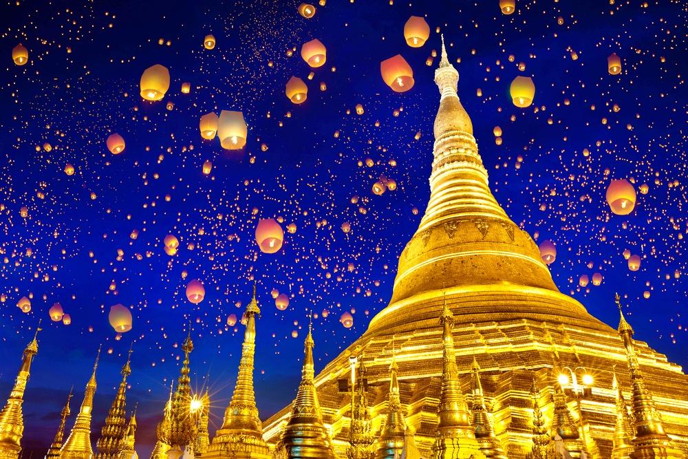 ท่องเที่ยวประเทศพม่า