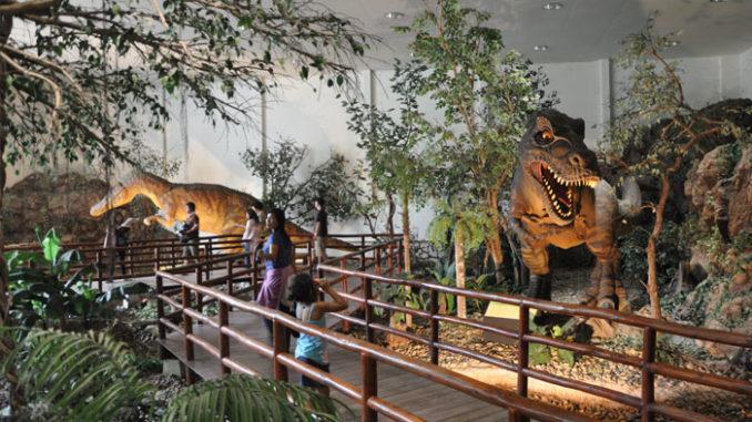 พิพิธภัณฑ์ไดโนเสาร์ภูเวียง จังหวัดขอนแก่น