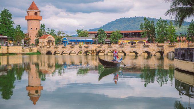 สถานที่ท่องเที่ยวปราจีนบุรี เที่ยวใกล้กรุงเทพ