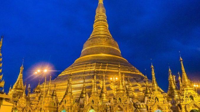 สถานที่ท่องเที่ยวในพม่า ที่สวยงามตระการตา