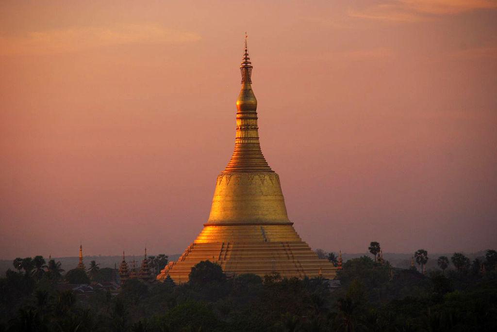 สถานที่ท่องเที่ยวในพม่า