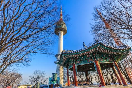 หอคอยนัมซาน (Namsan Tower)