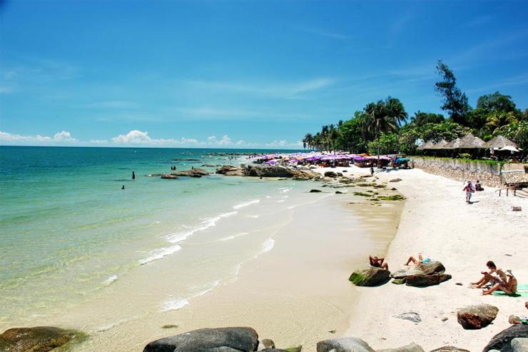 ท่องเที่ยวสุดฮอตในเมืองไทย
