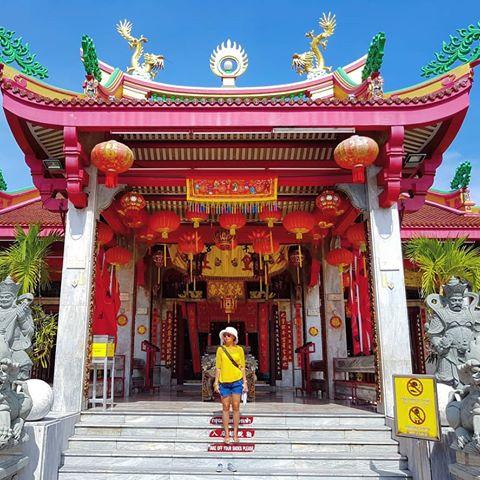 ศาลเจ้าจีนในภูเก็ต