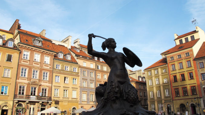 สถานที่ท่องเที่ยวโปแลนด์ เที่ยวต่างประเทศ บรรยากาศดี
