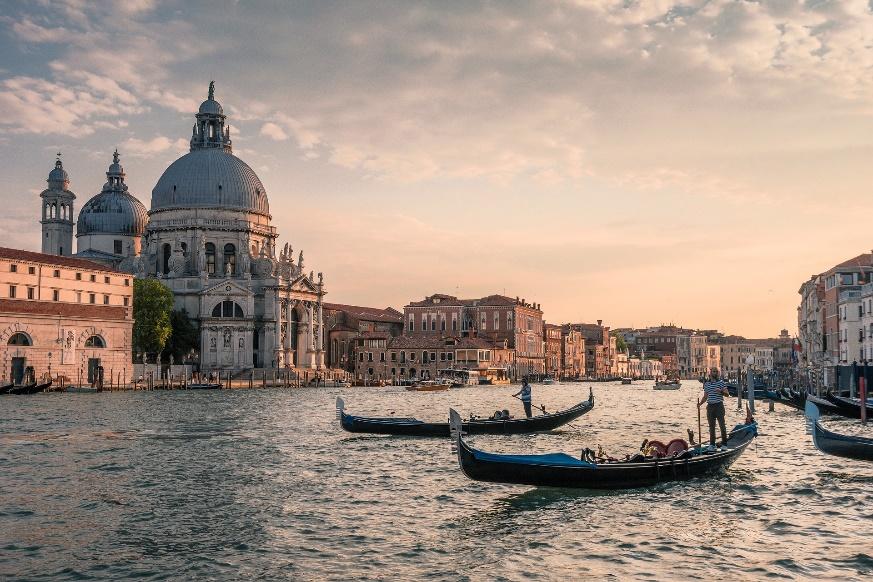 ท่องเที่ยวอิตาลี