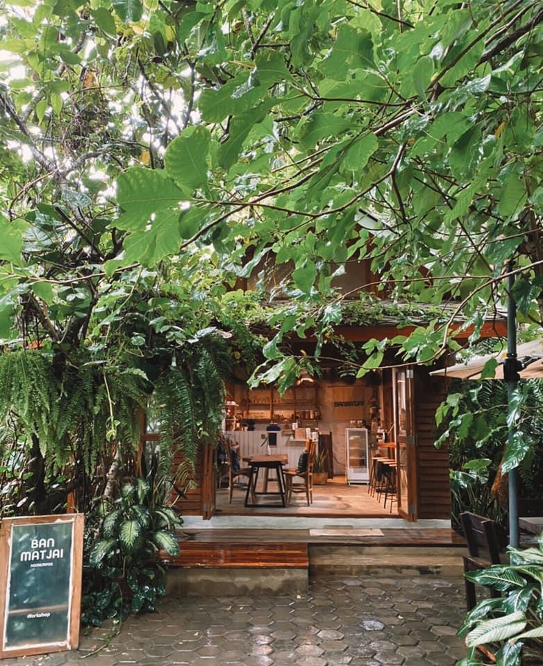 บ้านมัดใจ homemade&café