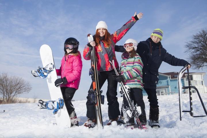 วิธีการเล่นสกี จะต้องเตรียมความพร้อม
