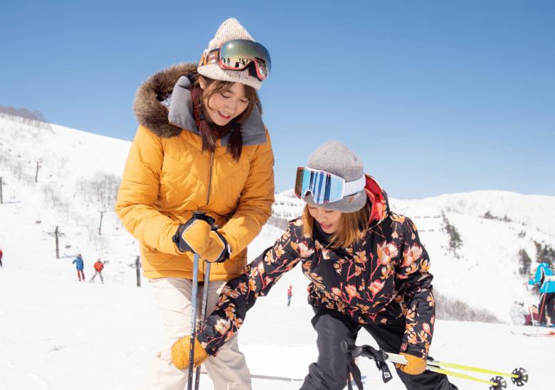 วิธีการเล่นสกี ให้ปลอดภัย