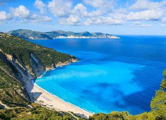 สถานที่ท่องเที่ยวประเทศกรีซ ดื่มด่ำธรรมชาติ