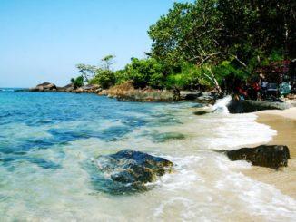 สถานที่ท่องเที่ยวเกาะช้าง ทะเลสวย บรรยากาศดี