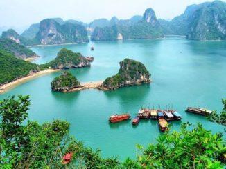 สถานที่ท่องเที่ยวเวียดนาม สถานที่ถ่ายรูปสวยๆ
