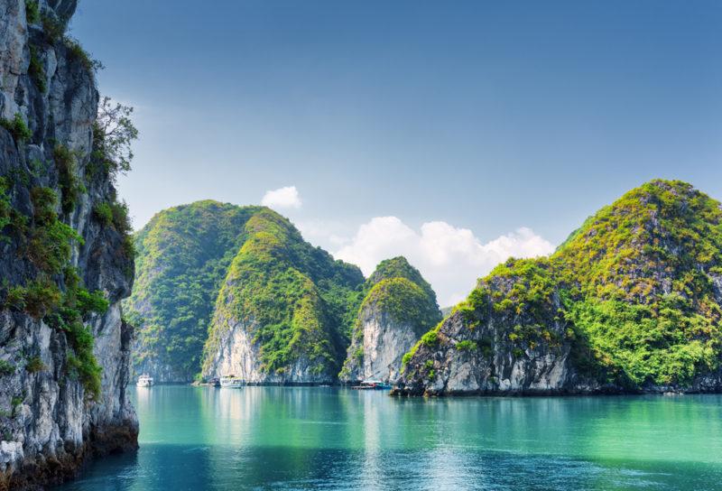 สถานที่ท่องเที่ยวเวียดนาม