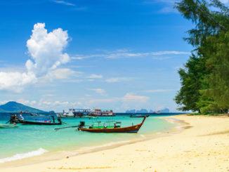 เกาะกระดาน จังหวัดตรัง เกาะที่เงียบบสงบ