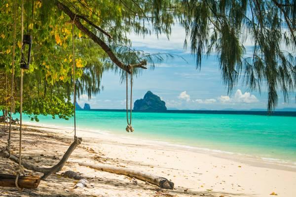 เกาะกระดาน เกาะที่มีคลื่นโตๆ