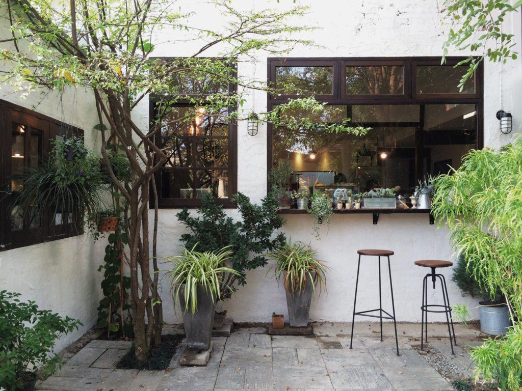 Charlotte Hut Coffee & Tea Bar