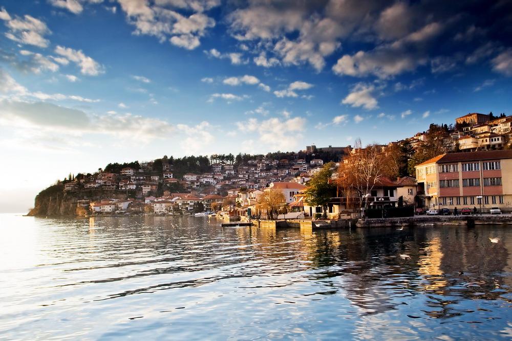 ทะเลสาบ Ohrid
