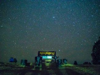 ทิ้งความเมื่อยล้าไปนอนนับดาวกันที่ ดอยเสมอดาว