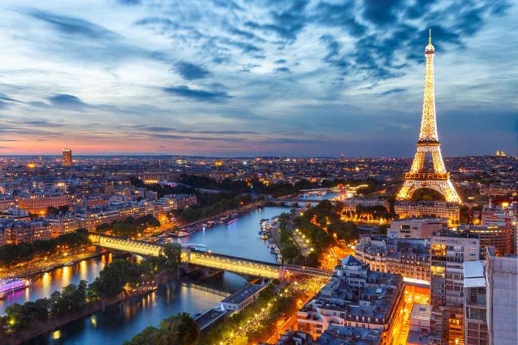 ปารีส ประเทศฝรั่งเศส