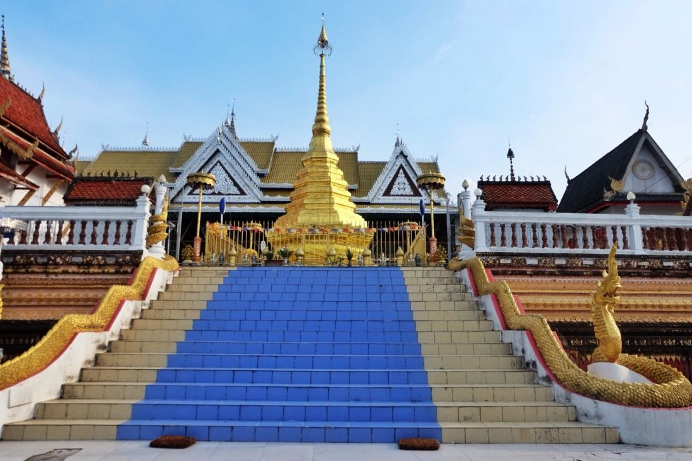 พระธาตุหลวงจอมยอง มีประเพณีที่ชาวเมืองยองจัดเป็นโอกาสพิเศษ