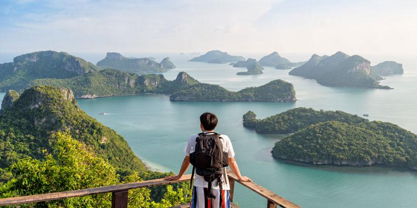 เทคนิคการท่องเที่ยว ให้อิสระกับการเดินทาง