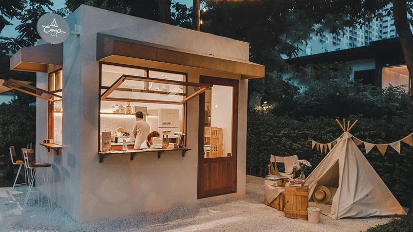 Camp Cafe Ari ย่านอารีย์