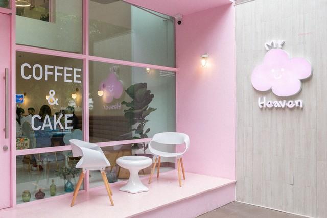 My Heaven coffee