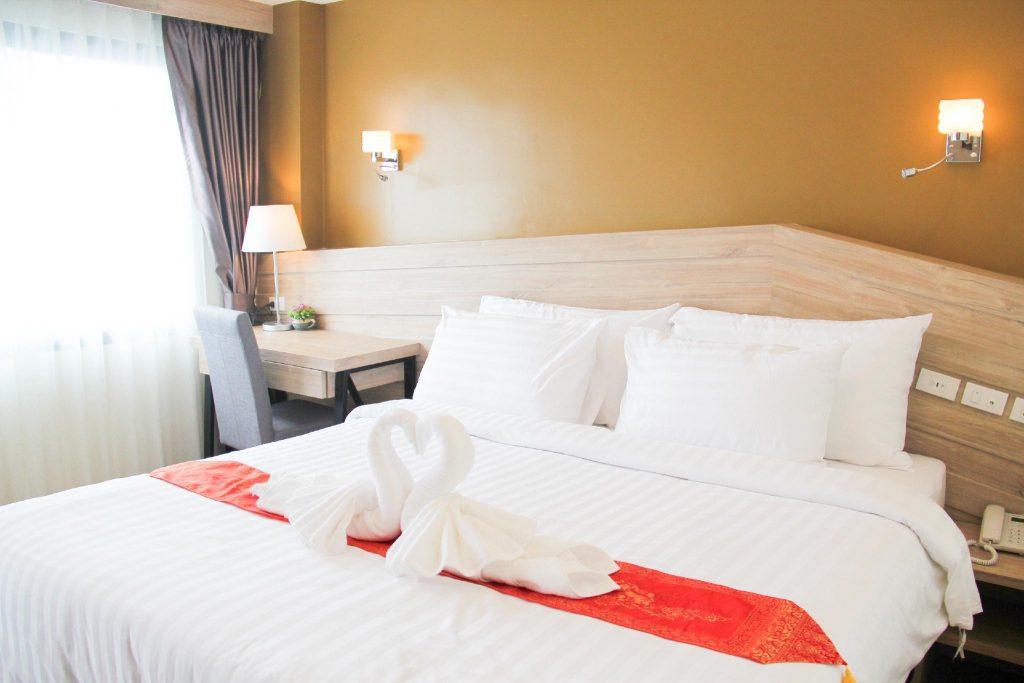โรงแรมพอเพียง ที่จะทำให้นักท่องเที่ยวตกหลุมรัก
