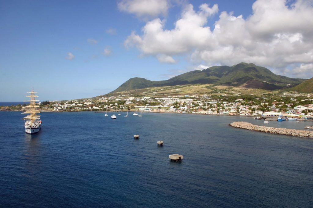 ประเทศเซนต์คิตส์และเนวิส (Saint  Kitts and Nevis)